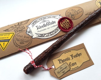 Classic Magic Wand, Potter inspired, Wizard Wand