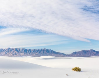 White Sands Nature Landscape Five