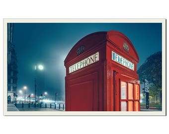 London Pea Souper - Photographic Print by Doug Armand on Etsy