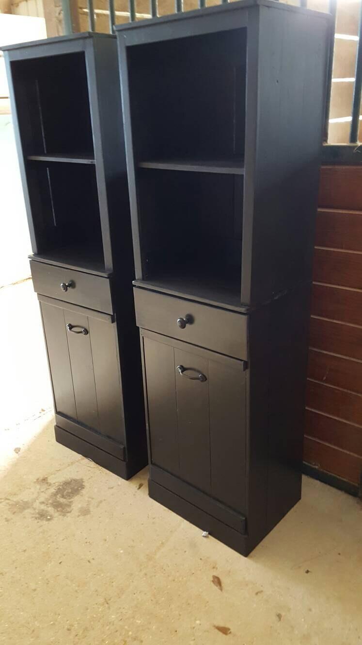 tilt out trash bin tilt out trash can laundry hamper. Black Bedroom Furniture Sets. Home Design Ideas