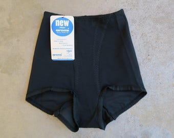 DEADSTOCK 1960s Aromi Support Briefs / Vintage Bloomers / Vintage Panties