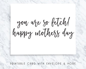 mothers day cards, printable card for mom, funny mothers day card, happy mothers day card