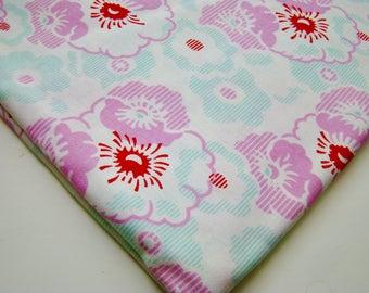 Heather Bailey Nicey Jane Wash Day Ticking Fabric OOP Half Yard