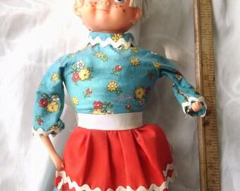 Dish Soap Doll