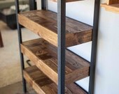 Custom Order for Joe-Pallet Wood Bookshelf