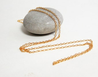 Add on - Gold-filled chain