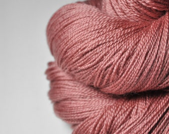 Broken brick - Merino/BabyCamel Lace Yarn - LIMITED EDITION
