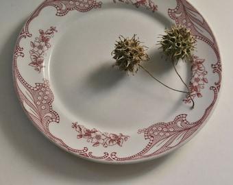 Vintage Tepco Plate, Dinner