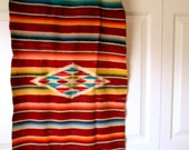Vintage woven tapestry repair Textile