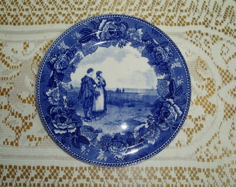 Wedgwood Return of The Mayflower