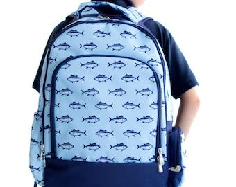 Finn Backpack - Personalized School Bag