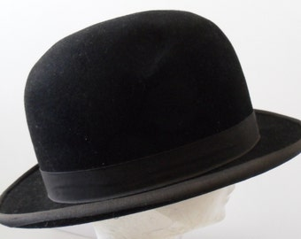 Pre 1940s London Bowler Hat by Hepworths of London
