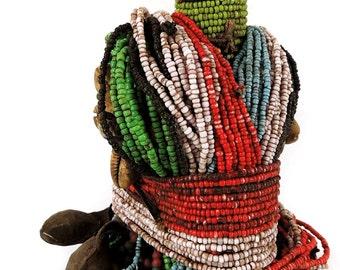 Fali Fertility Doll Phallic Cameroon African Art 106914