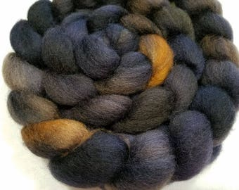 Hand Dyed 100% BFL - 4 Ounces