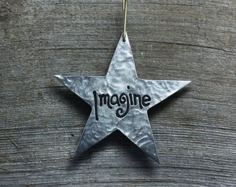 Star ornament - Imagine