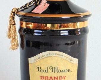 Paul Masson Brandy Bottle Design By Jose Moya Del Pino