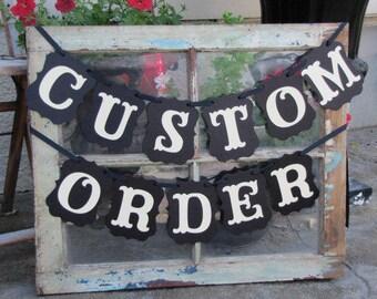Custom Banner for Joyce- LEONARD add-on name banner