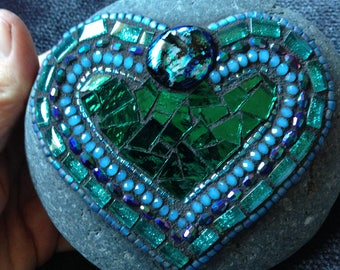 "Mosaic Rock ""Rock of Love"""