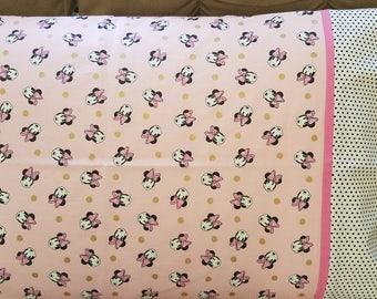 Pillowcase Kit, Minnie Mouse, Camelot Fabrics