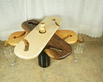 Wine Glass Holder, Wine Glass Storage, Wine Glass Display, Wine Bottle Glass Holder, Wood Wine Glass Holder, Portable Wine Glass Holder