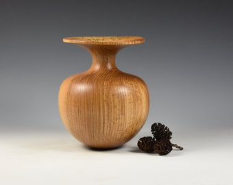 Ash hollow form #2, wood, woodturning, gift