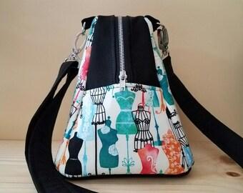 Point and Shoot Camera Bag-Cute-Chic-Fun-Small Camera bag-Detachable shoulder strap-FASHION