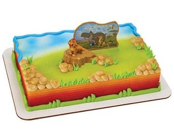 King Cake Decorating Kit : Lion king party Etsy