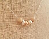 Mother Necklace - Mothers Necklace - Mothers Day -Grandmother Necklace -Kids Necklace -Personalized Necklace -Minimalist Necklace - Layering