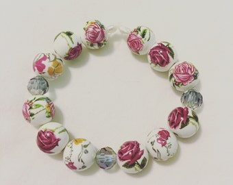 English Garden bracelet