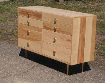 Natural Ash wood range of colors