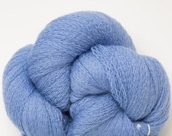 Sky Periwinkle Sky Fine Merino Recycled Lace Weight Yarn, MER00186