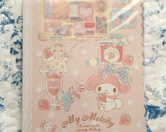 NEW Sanrio Letter set My Melody