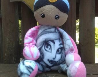 SNUGGLE BUMBLE- Princess Jasmine