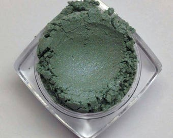 SEA SAGE Sea Blue Mineral Eye Shadow Vegan All Natural Pure Gluten Cruelty Free