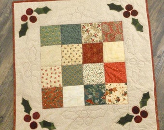 Milk & Cookies kit includes binding and pattern...designed and pieced by Mickey Zimmer