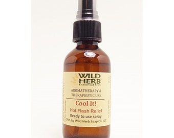 COOL IT! Hot Flash Relief Spray