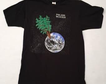 Vintage Muir Woods California Redwoods T-Shirt