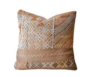 16x16 Cactus Silk Pillow