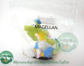 Magellan Dragon Hand Puppet Eureeka's Castle Unopened Vintage MIB 1990 Nickelodeon
