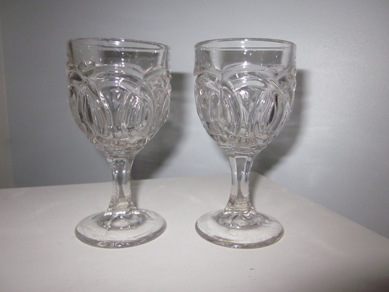 Cape Cod Glass Company Part - 18: Details. Welcome, Offering These 2 Lovely Antique Victorian EAPG 1860 Cape  Cod Glass Company ...