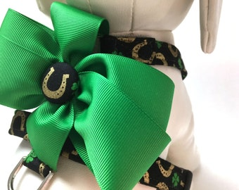 Dog Harness- The St. Patrick's Lucky Day
