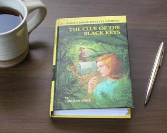 The Clue of the Black Keys Nancy Drew Journal