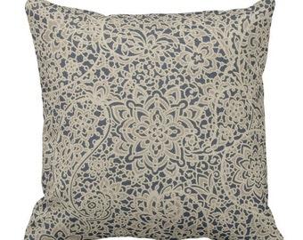 blue pillow covers, navy blue throw pillows, decorative pillows, couch pillows,accent pillows, pillows, blue pillows, navy throw pillows