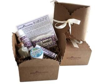 Spa Set Gift for Her / Best Selling Spa Sampler Set