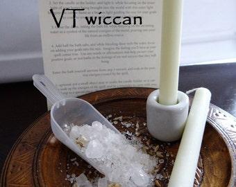 HEALING Ritual Bath Salt Kit