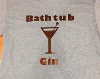 Bathtub Gin Phish T-shirt
