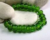 Celtic, Lampwork Spacer Beads, SRA, UK