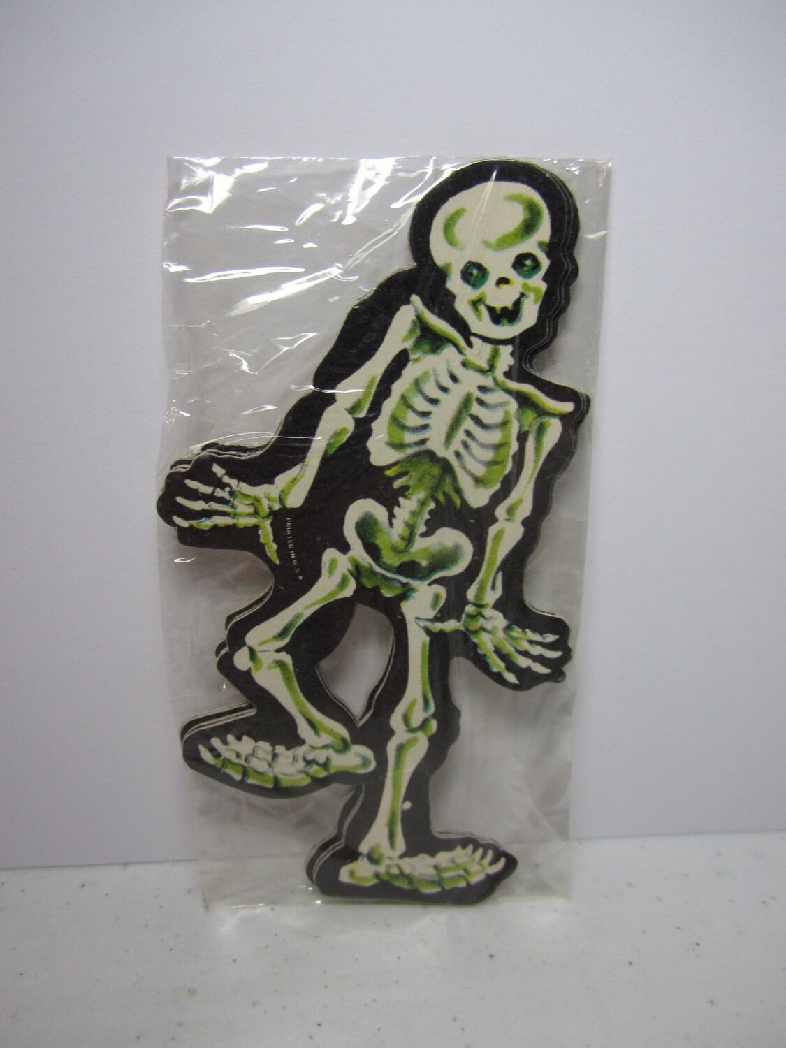 Vintage halloween decoration 1940 39 s unopened package of 4 for 1940s decoration