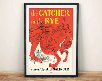 Catcher In The Rye Art Projects