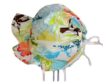 Baby Bonnet, Baby Sun Hat, Sun Bonnet, Summer Bonnet, Newborn Bonnet, Cotton Bonnet, Summer Hat, Toddler Bonnet, Baby Hat, Made To Order
